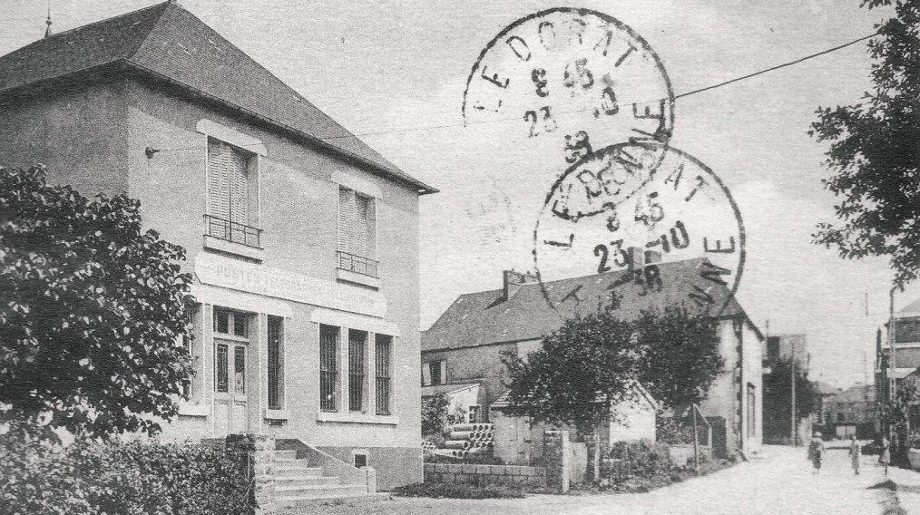 43_Postée en 1938