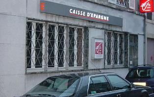La Caisse d'Epargne