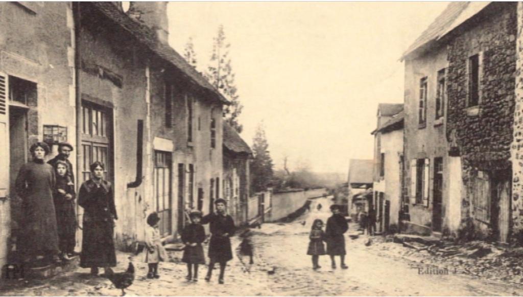 Rue de l'Enfer